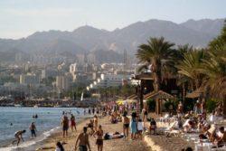 Можно ли купаться в Эйлате в январе, пляжный отдых в январе