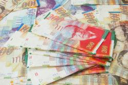 Какая валюта в Эйлате, обмен валюты