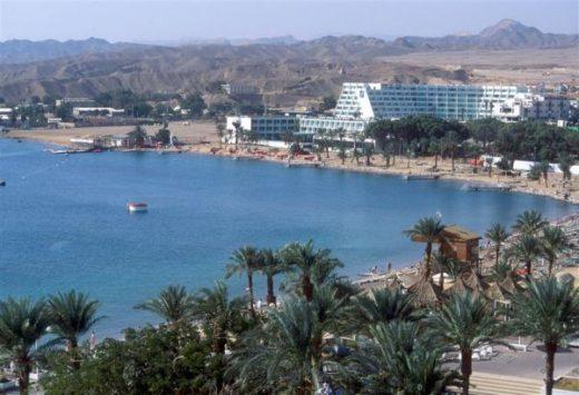 Эйлат — курорт на Красном море