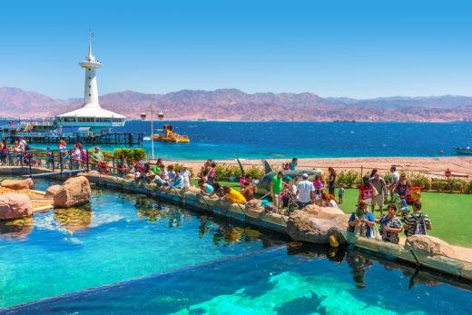 Можно ли купаться в Эйлате в марте, пляжный отдых в марте