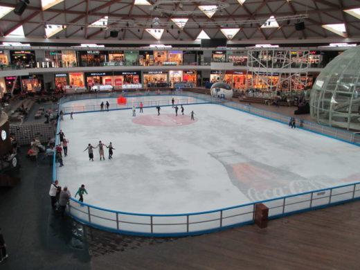 Ice Space — ледовый дворец в Эйлате