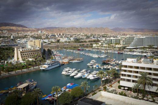 History Eilat
