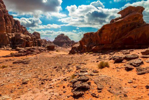 Пустыня около Эйлата