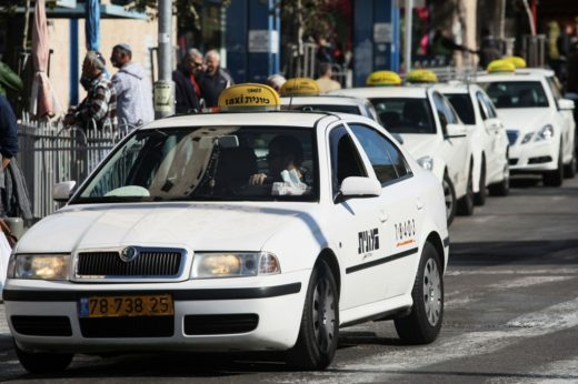 Компании такси в Эйлате