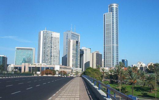 Трансфер Эйлат - Тель-Авив